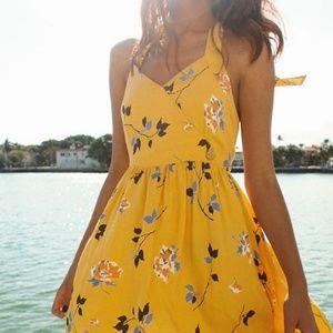 UO Halter dress